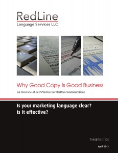 why good copy is good business