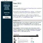 RedLine's June newsletter: the White House, G-8, and NATO