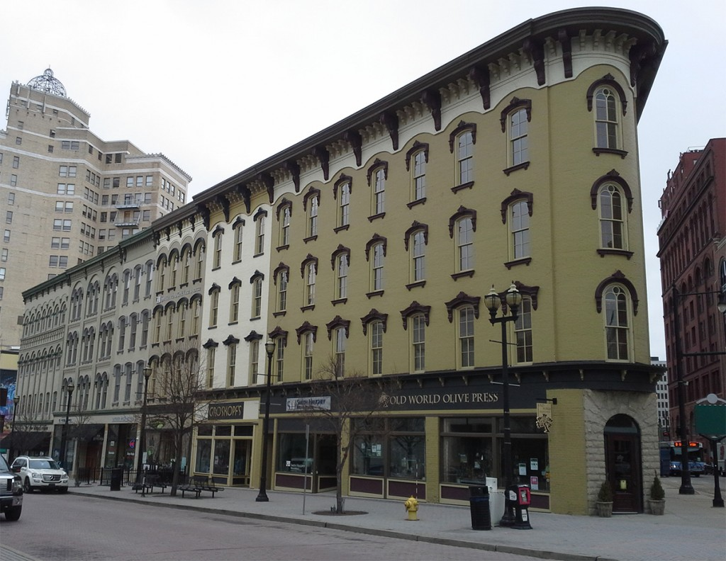 Ledyard Building