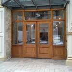 The Ledyard Building: RedLine's new location